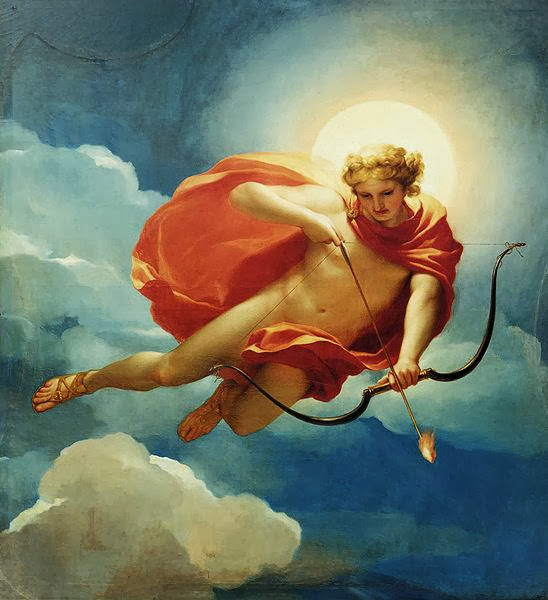 Anton Raphael Mengs - Helios as Personification of Midday