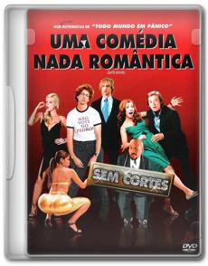 Uma Comédia Nada Romântica   DVDRip AVI Dual Áudio + RMVB   Dublado