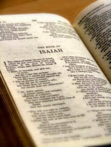 Isaiah Chapter 1 An End Time Message For Judah The Jews And Israel The Christians