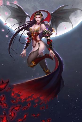 Loạt ảnh tuyệt đẹp của game Vaan Online