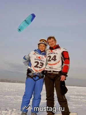 Мила Полякова и Юрец