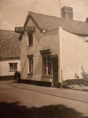 The bakery, High Street, Little Shelford