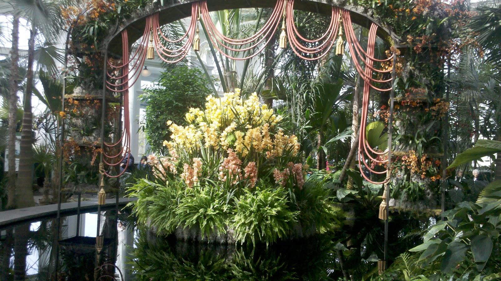 Unique To Nyc Ny Botanical Garden Metro North To Botanical Garden Bronx