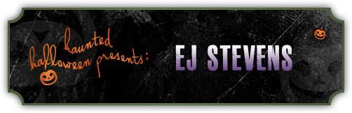 Haunted Halloween with E.J. Stevens and a giveaway!