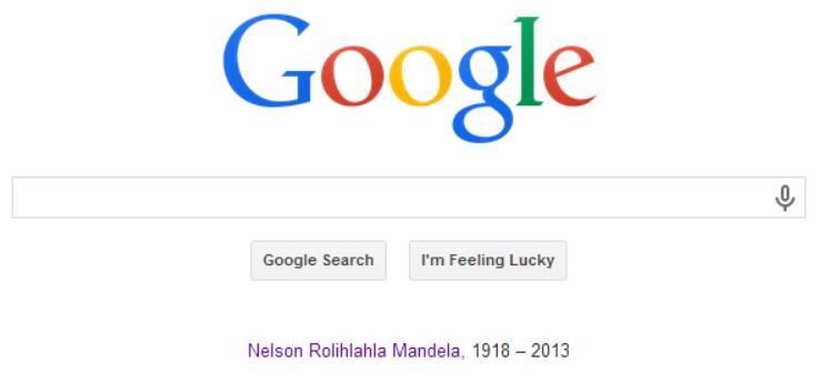 Mandela Startseite
