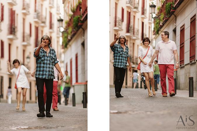 preboda urbano en Madrid