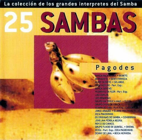 25 Sambas ~ Pagodes (1998)