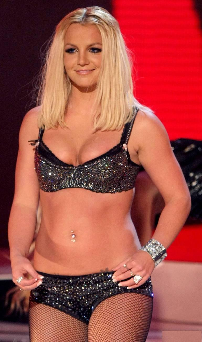The Britney spears hot body final, sorry
