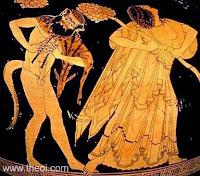 Σάτυροι ήταν Κρόνιοι της ελληνικής μυθολογίας, που έγιναν πνεύματα των δασών και των βουνών.