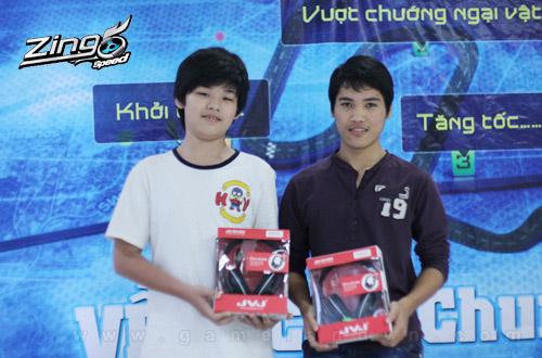 Zing Speed: Toàn cảnh vòng chung kết SSC 2011 12