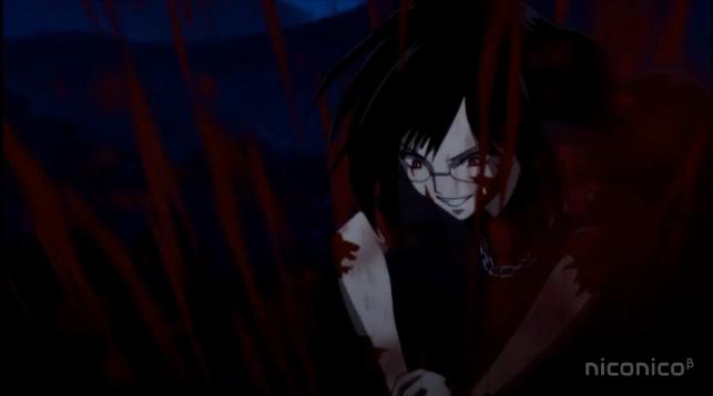 دانلود انیمیشن blood-c the last dark 2012