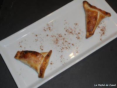 Empanadillas de cabello de angel