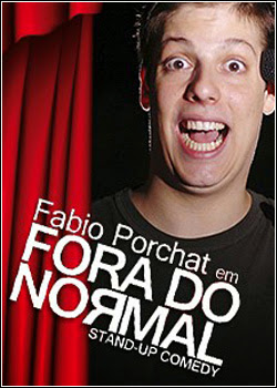 5 Fabio Porchat: Fora do Normal   WEBrip   Nacional