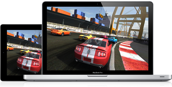 overview gamecenter Top 10 New Features in Apple OS X Mountain Lion