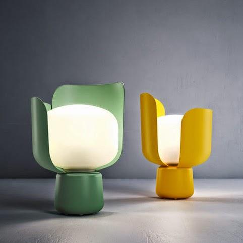 Lámpara de mesa de Fontana Arte