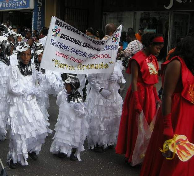 Trinidad Carnival Diary: Island People Shades of the