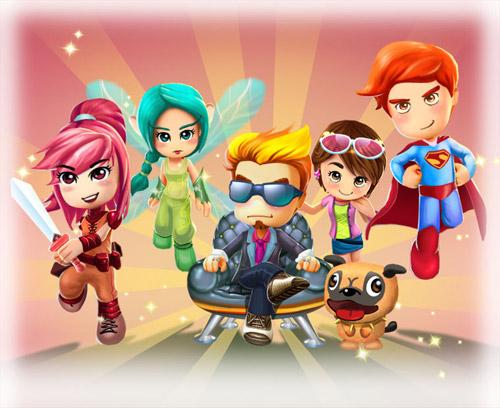 """Tìm hiểu """"siêu webgame"""" HappyMe do VNG phát triển 3"""