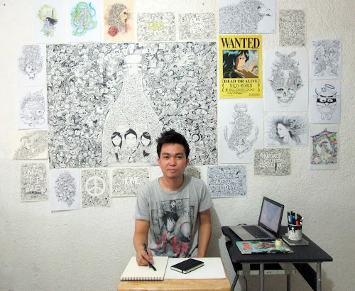 Art Tools Of Kerby Rosanes