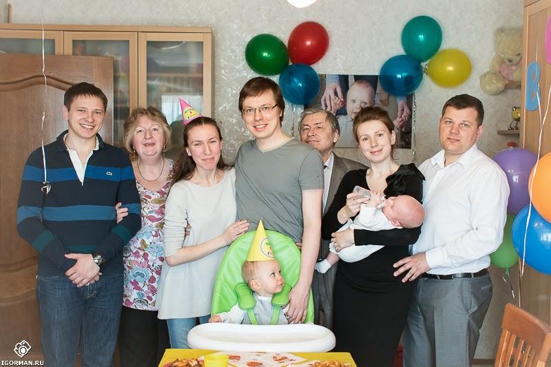 день рождения ребенка фотосессия