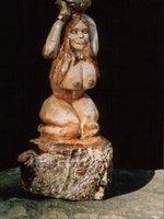 Celtic Goddess Rosmerta Image