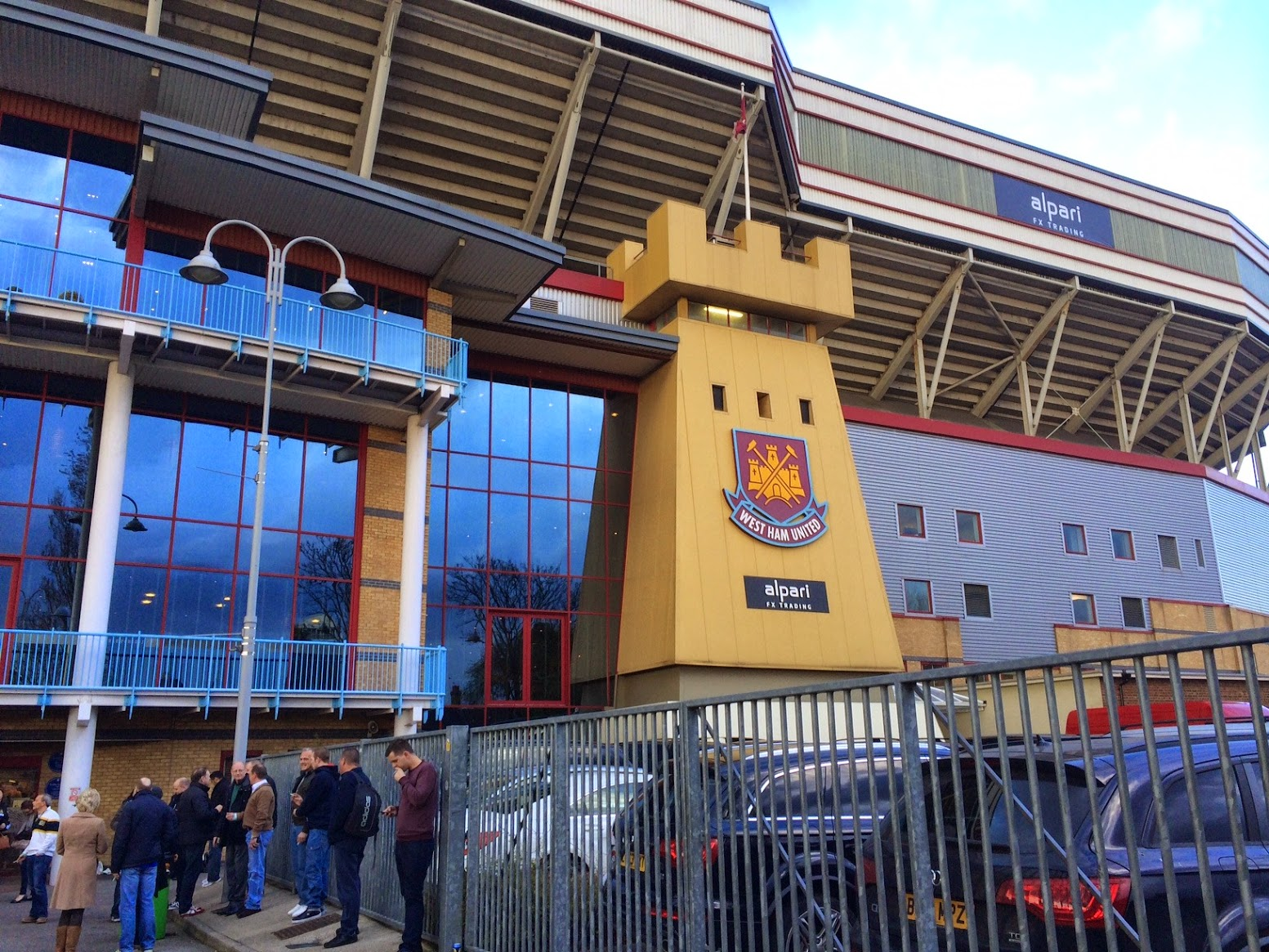 My Photos: West Ham United at Upton Park