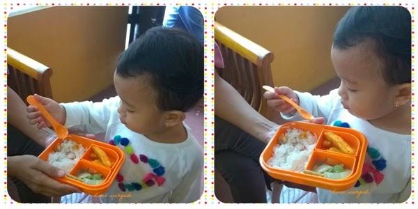 Tempat Makan Bayi Untuk Traveling