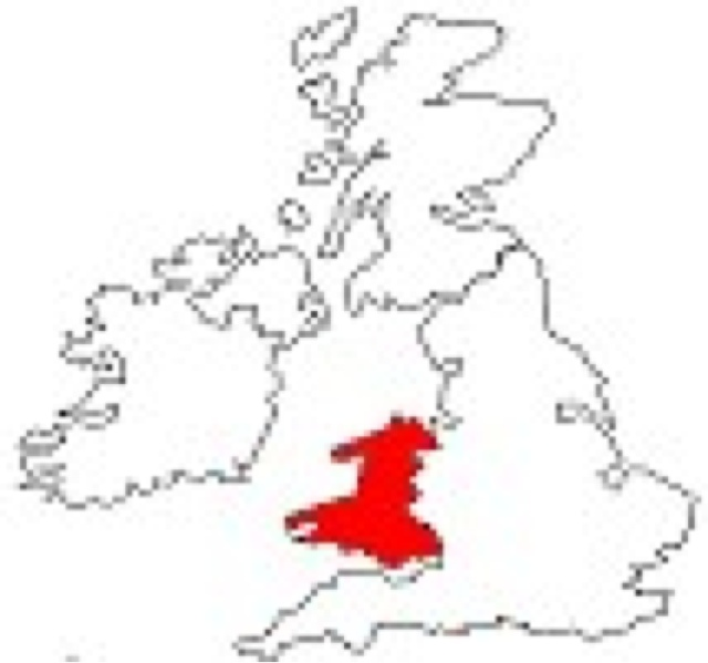 You Believe You Are British - Where is wales