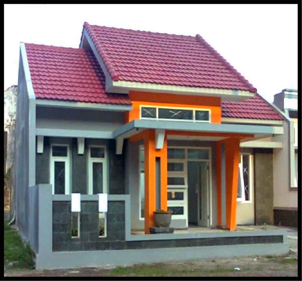 contoh model rumah mungil gallery taman minimalis