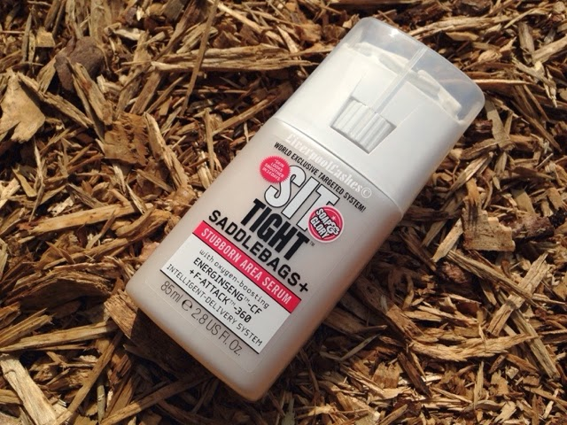 soap and glory sit tight saddlebags