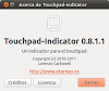 Liberado Touchpad-Indicator 0.8.1.1 para ocultistas