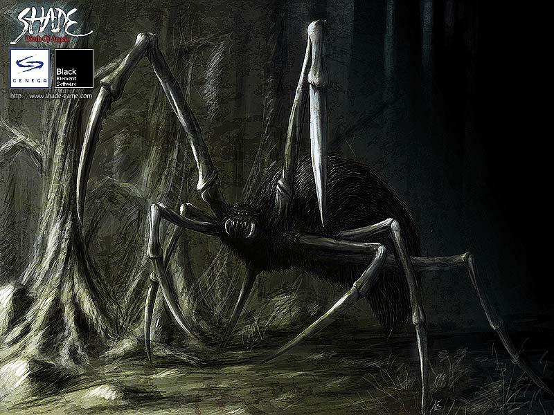 #148 - Arachnospawn Shade_wrath_angels_conceptart_5beJC