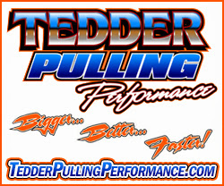 Tedder Pulling Performance