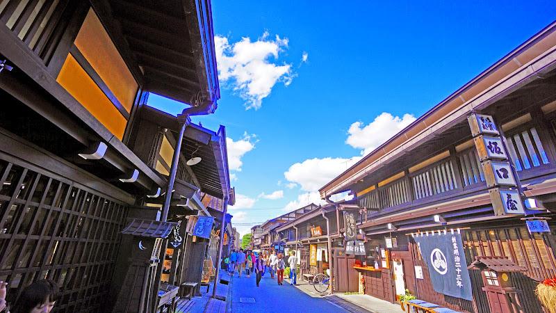 飛騨高山 さんまち 写真8