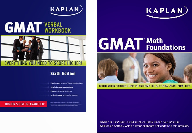 Kaplan GMAT Series