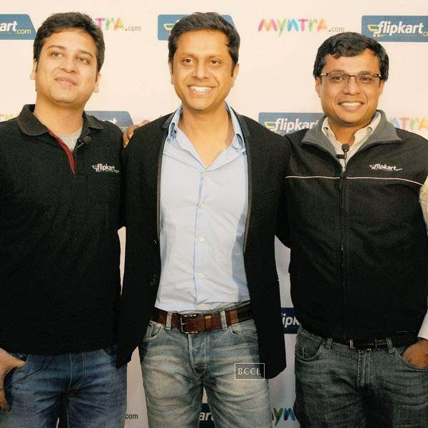 May 26, 2014: Flipkart acquires Myntra