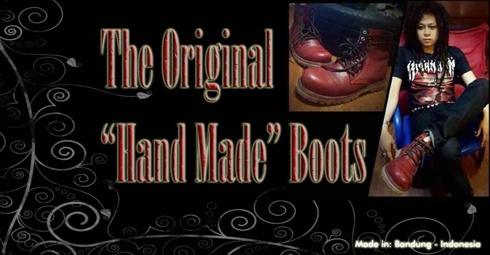 Sepatu Kulit dan Boots Handmade Online