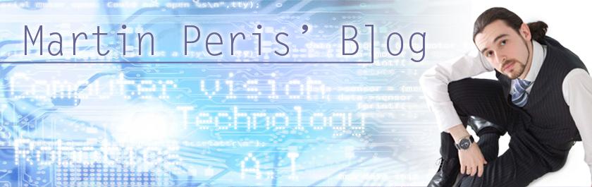 Martin Peris' Blog
