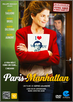 Download Paris Manhattan – BDRip AVI Dual Áudio + RMVB Dublado