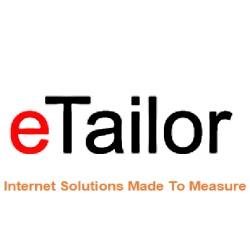 eTailor logo