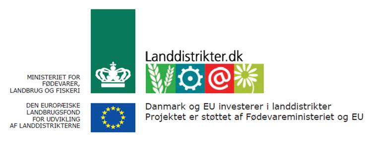 The facilities at Københoved Forest is supported by: