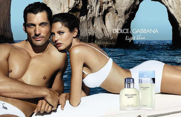 Dolce & Gabbana Light Blue New Fragrance, campaña primavera verano 2013