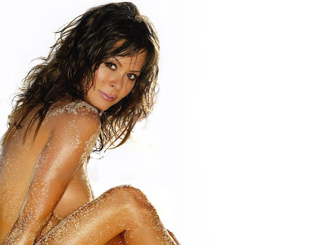 brooke burke nude wallpaper