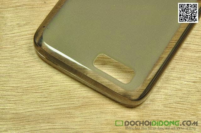 Ốp lưng Lenovo A526 dẻo trong