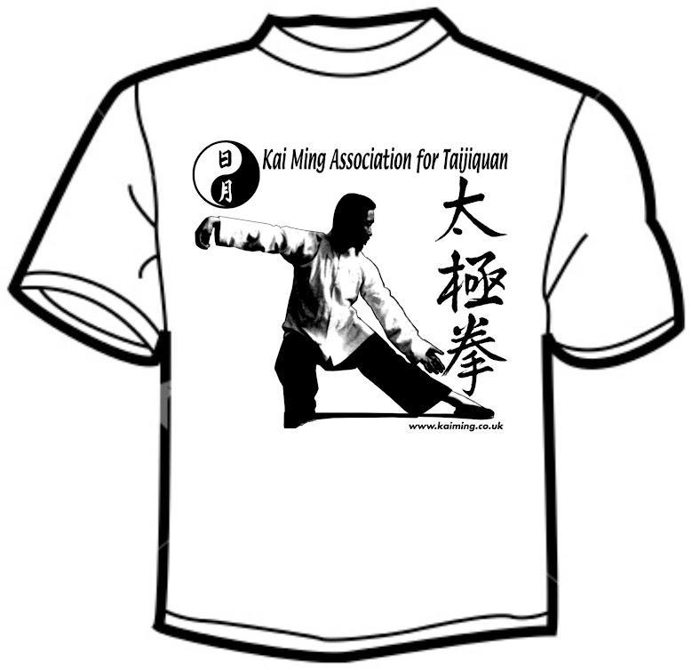 kai Ming Tai Chi T-shirt