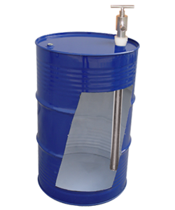 Hand Operated Barrel Pump - Piston Pumps - SS / PVC