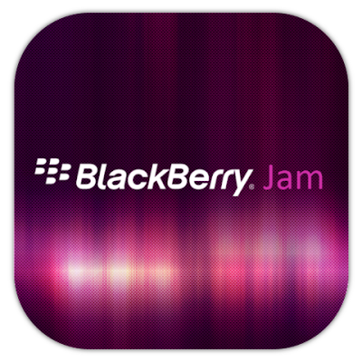 BlackBerry Theme Jammin