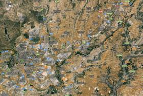 Track de la Ruta de Madrid a Guadalajara, sábado 26 de abril 2014 - Pincha para verlo en Wikiloc