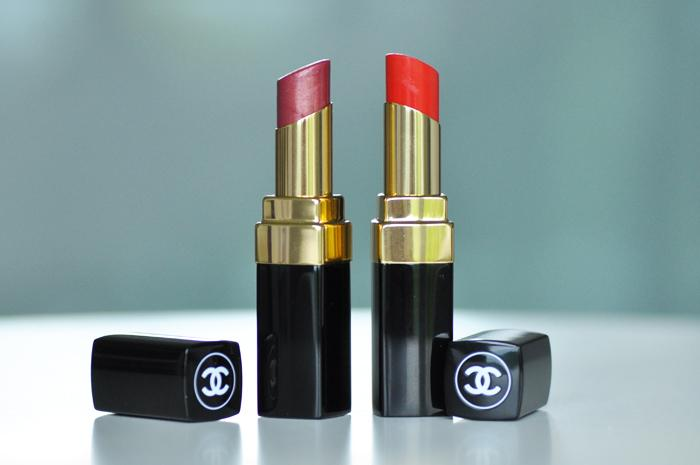 Chanel Rebelle Rouge Coco Shine My Mirror World