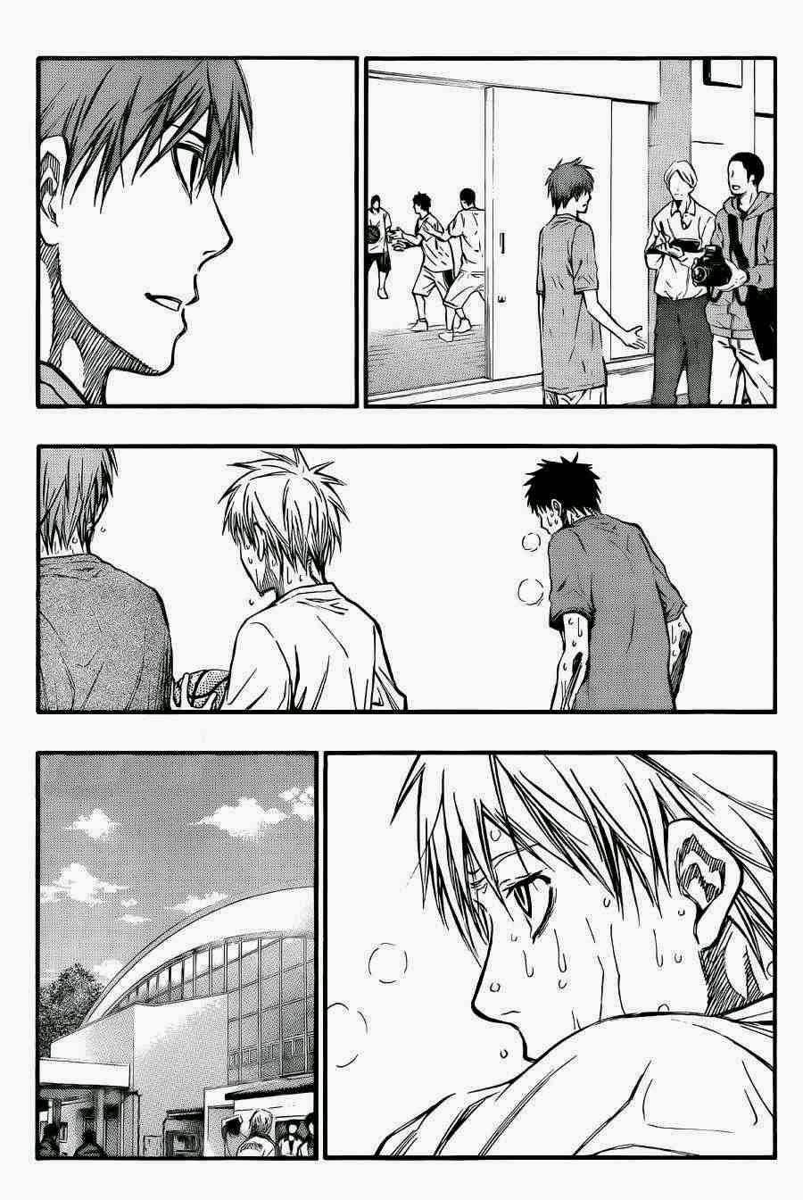 Kuroko no Basket Manga Chapter 223 - Image 07