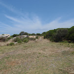 Track over to Big Marley Beach (113005)